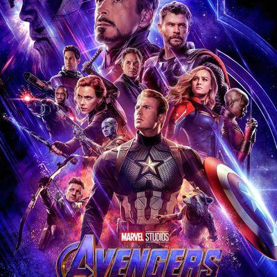 446. Avengers : Endgame