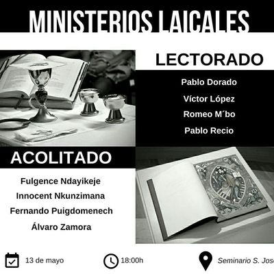 Ministerios laicales