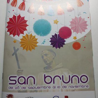 Fiestas San Bruno 2018