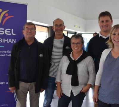 Le projet UGSEL est sur la route !!!