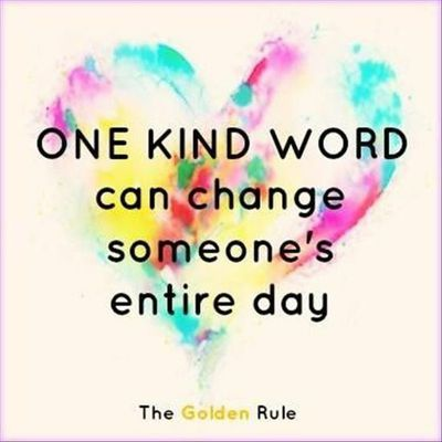 It's Random Acts of Kindness week