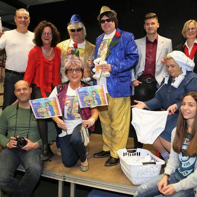 Veitshöchheimer Theater am Hofgarten mit neuer Inszenierung: Turbulenzen um Disco-Stars der 80er Jahre