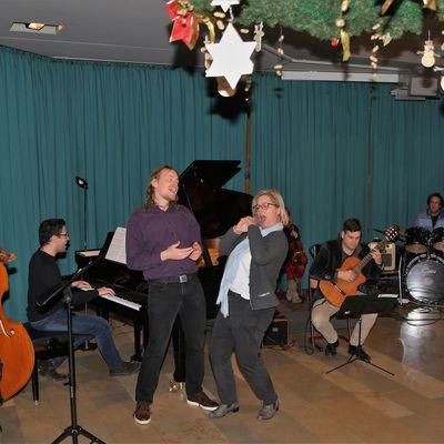 40 Jahre Sing- und Musikschule Veitshöchheim - Ensembles auf Weltreise beim Weihnachtskonzert