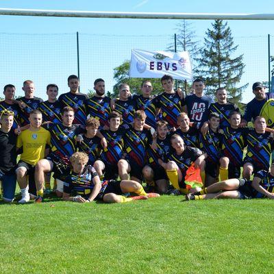 Saint-Bénigne : les juniors de l'Entente Bresse, Saône, Veyle, sacrés champions de ligue Aura.