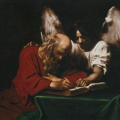 21 septembre - Saint Matthieu