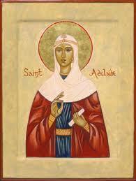 16 décembre - Sainte Adélaïde