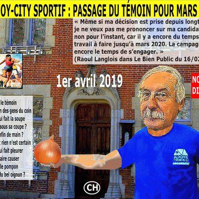 CHARMOY-CITY : COUP D'ŒIL EN ARRIÈRE PAR TEMPS D'AVENIR INCERTAIN - du 04 avril 2020 (J+4126 après le vote négatif fondateur)
