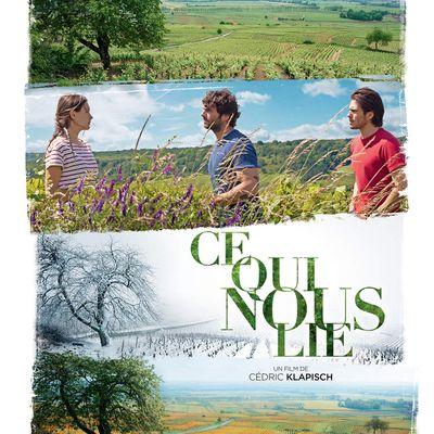 CE QUI NOUS LIE de Cédric Klapisch avec Pio Marmaï, Ana Girardot, François Civilau Cinéma le 14 Juin 207