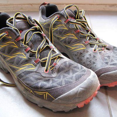 Test : chaussures de trail Akyra La Sportiva