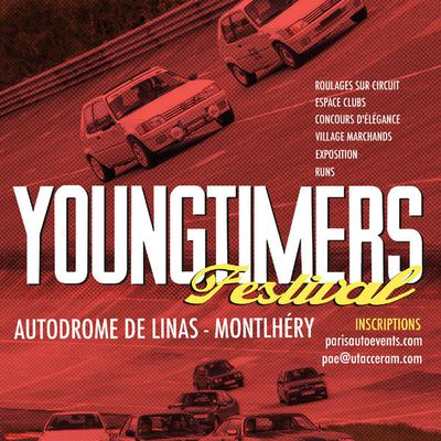 Youngtimers Festival : inscription ouverte
