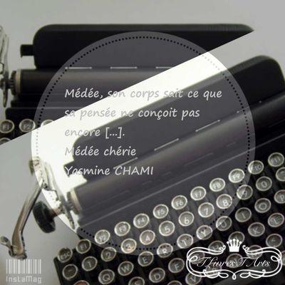 Médée chérie de Yasmine CHAMI