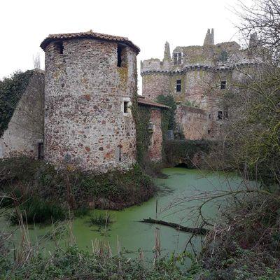 L'aventure familiale du château fort de l'Ebaupinay avec dartagnans.fr