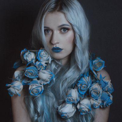 Anita Anti, photographe ukrainienne