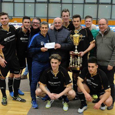 Tournoi Futsal du FR Haguenau : Soirée finale