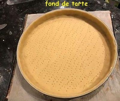 je récidive tarte aux mirabelles/crème d'amandes