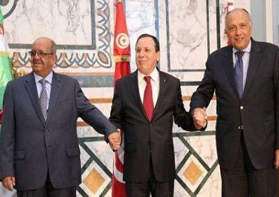 L'ALGERIE, L'EGYPTE ET LA TUNISIE REMETTENT LES PENDULES A L'HEURE