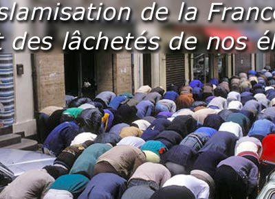 4830 – C'est la ruée vers l'Europe du tiers monde musulman (pléonasme ?) POURQUOI ?