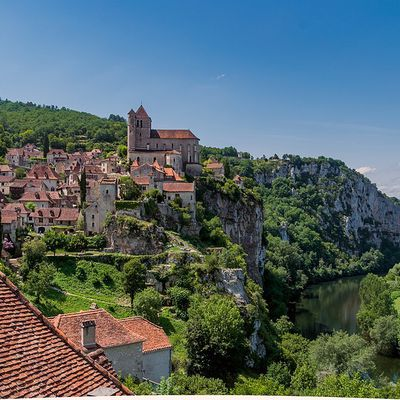LES PLUS BEAUX VILLAGES D'OCCITANIE : LOT (4)