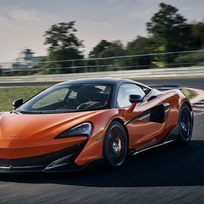 VOITURES DE LEGENDE (850) : McLAREN  600 LT - 2019