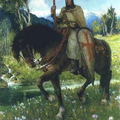 Perceval et l'Orgueilleux de la Lande
