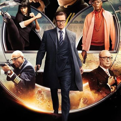Critique : Kingsman