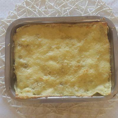Lasagne à la viande haché