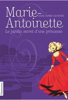 Club-lecture : Marie-Antoinette, de Anne-Sophie Silvestre, par Niels