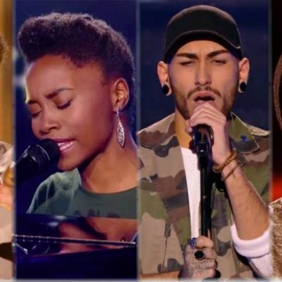 The Voice France 2017 - le direct