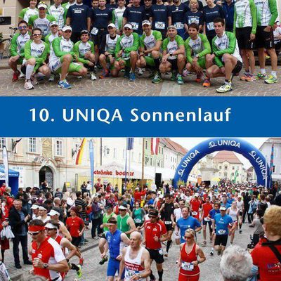 Perfect New Public Management am Beispiel des 15. Internationalen UNIQA Sonnenlauf Events am ersten Mai-Wochenende