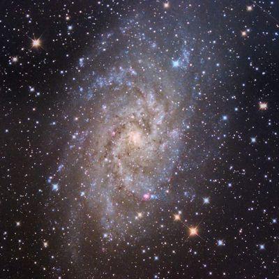 Nuit des Etoiles, Helix et M33
