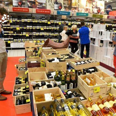 « La consommation de vin en France continue de chuter »