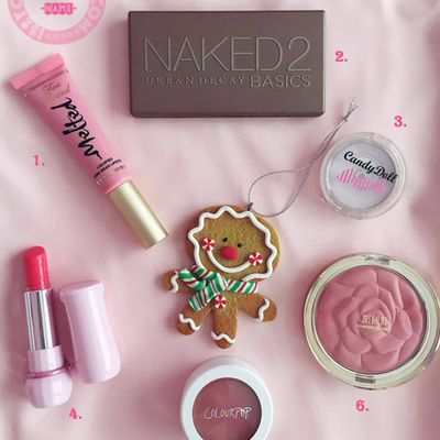 Christmas Gift Ideas for Beauty and Makeup Lovers