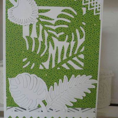 ESCAPADE TROPICALE,STAMPIN'UP.