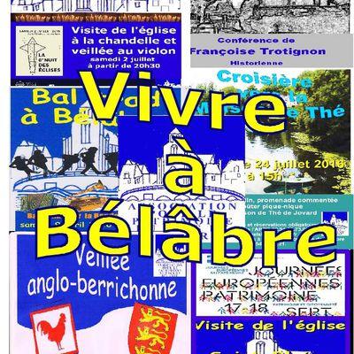 """""""Vivre à Bélâbre"""""""