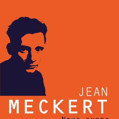 Nous avons les mains rouges, de Jean Meckert