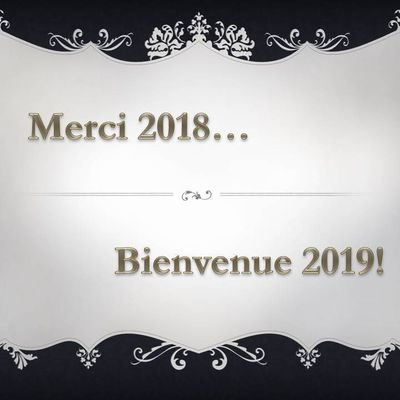 2018... The end