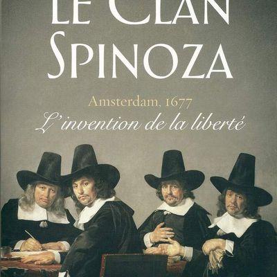 Le clan Spinoza. maxime Rovère