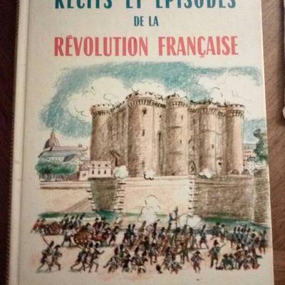 Recits et épisodes de la Révolution française  - Fernand Nathan