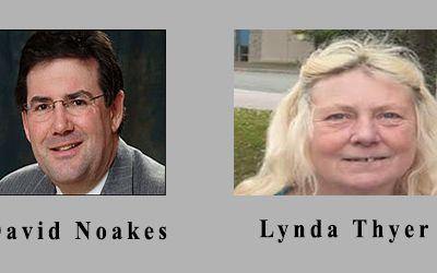 David NOAKES et Lynda THYER, héros du GCMAF