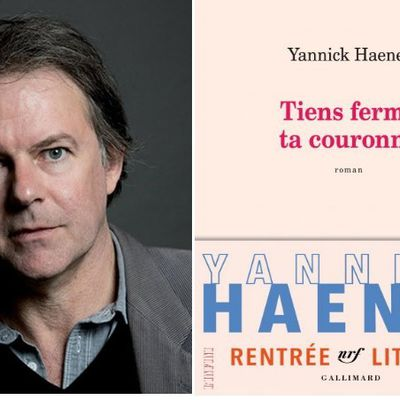 Yannick Haenel, prix Medicis 2017