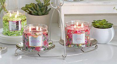 Mes jolies bougies chéries