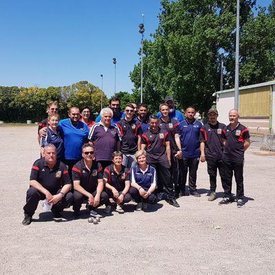 Rieux - prêt pour le 4ème tour en Coupe de France