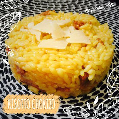 RISOTTO CHORIZO (version COOKEO)
