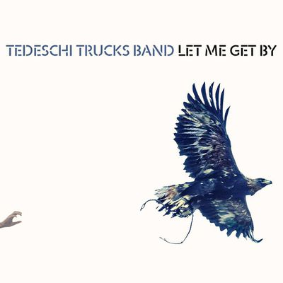 """cd TEDESCHI TRUCKS BAND """" Let me Get By"""""""