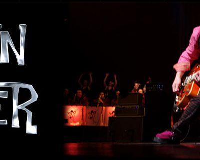 BRIAN SETZER, guitariste génial qui rock et swing dont en Big Band !