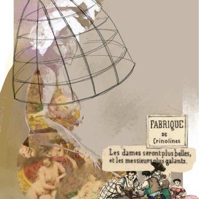 NU - «crinolines & vertugadins»