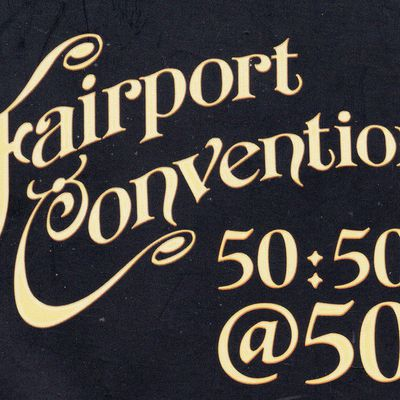 Fairport convention 1967-2017 50 ans