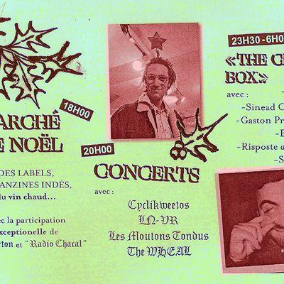 23.12.2017 Concert Les moutons tondus