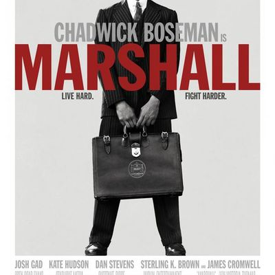 MARSHALL : LA VERITE SUR L'AFFAIRE SPELL (Marshall)
