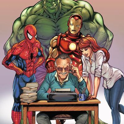 Disparition de Stan LEE